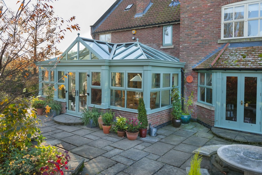 Beautiful Orangeries from Frametrade to Enhance Your Home