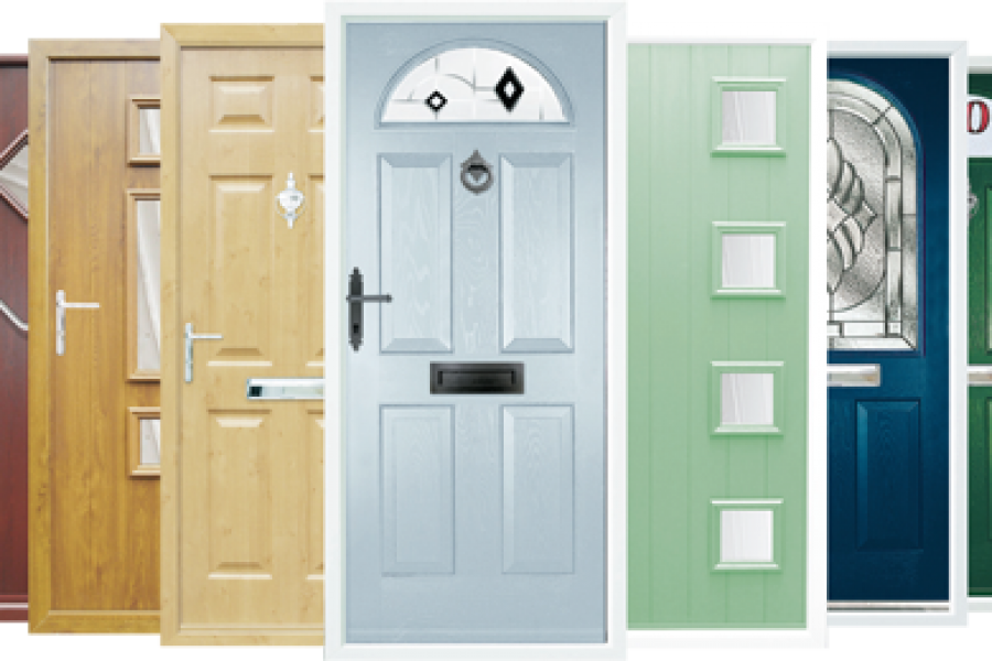 Frametrade's Solidor Range Of Composite Doors
